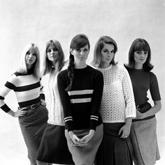 Girls London in the 60s