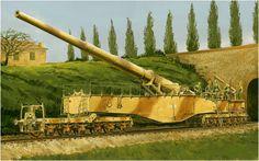 280mm K5E Leopold Anzio Express