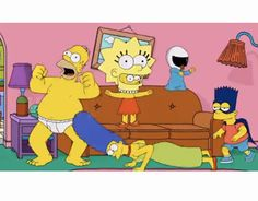 Los Simpsons bailan el Harlem Shake (Video) - Vanguardia