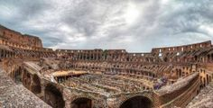 Coliseo, Roma, by Zach Dischner