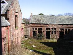 At Risk - Cumbria - Rheda Mansion - Stables 4.jpg (500×375)