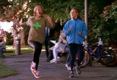 Moves like Phoebe