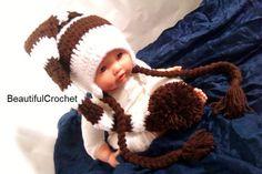Ich biete diese handgemachte süsse Häkelmütze für Babies oder Kinder an. Ideal für die Neugeborenen oder Baby-Kinderfotografie. Erhältlich in allen Grössen und Farben. Material Baumwolle, Acryl und Holzknopf. Bitte geben Sie mir den Kopf Durchmesser des Kindes an oder das Alter in Monaten. Selbst Alter, Material, Crochet Hats, Etsy, Shopping, Fashion, Crochet Hats For Babies, Newborns, You're Welcome