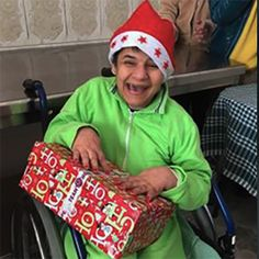Read Our Christmas Shoebox Stories - Team Hope Christmas Shoebox Appeal, Santa Hat, Shoe Box, Birthdays, Smile, Big, Children, Gifts, Anniversaries