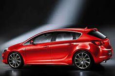 new red vauxhall astra - Google Search