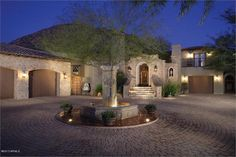 9 Amazing Luxury Homes in Scottsdale, Arizona: The timeless appeal of a European villa