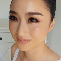 Bride Makeup Asian, Asian Wedding Makeup, Summer Wedding Makeup, Dramatic Wedding Makeup, Wedding Makeup For Brunettes, Pakistani Bridal Makeup, Wedding Makeup For Brown Eyes, Makeup For Blondes, Natural Wedding Makeup