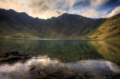 "Cadair Idris, Snowdonia, Wales / ""Cadair Idris 5"" by Geoff Edwards"