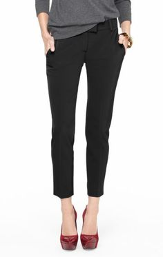 Sienna Ankle Pant - Theory Pants