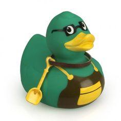 #Quackers #BathingDucks #DiggerDuck http://www.palmerstores.com/product/quackers-bathing-ducks-digger-duck/793/