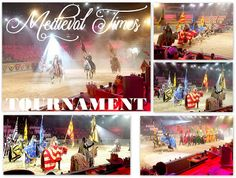 Medieval Times Dinner & Tournament | Dallas Castle ~ The Dias Family Adventures