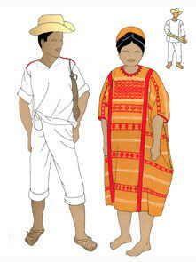 Amuzgos de Guerrero (El traje tradicional indígena)