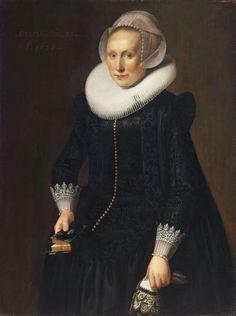 Dutch Baroque Portra