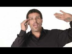 Tony Robbins Breakthrough Challenge - Part 3 - Create a New Story - Create a New Life