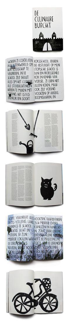 Utopian book by Tessa Van Opstal.