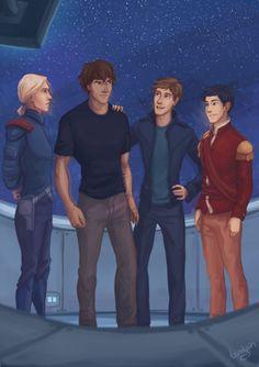 Jacin just awkwardly wats, Thorne awkwardly congratulates an awkward Wolf, and Kai is awkwardly thinking about Cinder