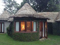 Hotel Lodge in Tanzania.