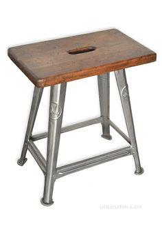 ROWAC #workstools #industrial #stools #loft #seating