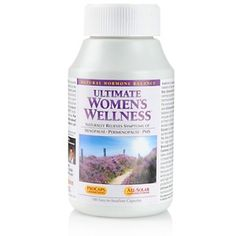 Andrew Lessman Ultimate Women's Wellness.....makes life so much better!  No more night sweats...mood swings....hot flashes!  :)