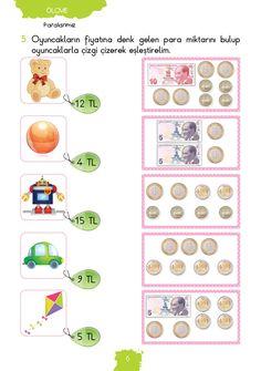 1. Sınıf Konu Anlatım MATEMATİK FASİKÜLLERİ First Grade, Alphabet, Homeschool, Student, Education, Math, Books, Libros, Alpha Bet