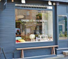 Epicerie et Petits Gâteaux; Rennes, France