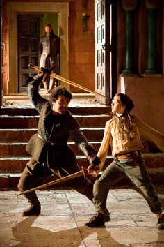 """You are a sword that is all."" - Syrio ;("