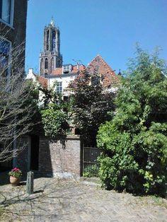 #Utrecht #Domtower - Submitted by Rob van Wijngaarden.