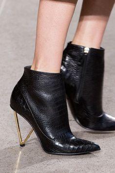 Semaine de mode de New York automne 2015: les chaussures - Elle Québec