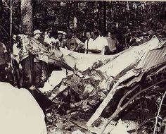 Patsy Cline Plane Crash Body Roger Miller stands at...