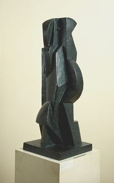 Cubist Sculpture, Stone Sculpture, Modern Sculpture, Architectural Sculpture, Les Oeuvres, Sculpting, Art Gallery, Fine Art, Artwork