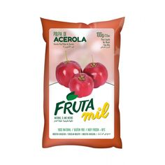 Acerola- ten owoc ma 30 razy więcej witaminy C niż cytryna!!!!! Spróbuj koniecznie!