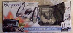 NEW Kids/ Adults Robonica Roboni - I Programmable Gaming Robot Retail $299.95…