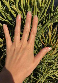 tips nails acrylic short - tips nails acrylic short . tips nails acrylic . tips nails acrylic french . tips nails acrylic colored . tips nails acrylic coffin . tips nails acrylic short square Spring Nail Art, Summer Acrylic Nails, Spring Nails, Natural Acrylic Nails, Short Natural Nails, Acrylic Tips, Summer Nails, Autumn Nails, Neutral Nails