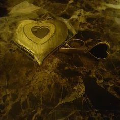 Earrings and ring Heart shape earrings and ring Jewelry Earrings