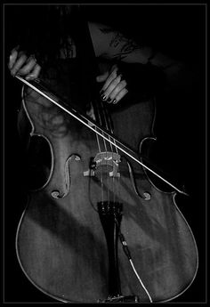 I picked up my cello today after nine years of not playing.  It felt so natural.  Incredible what the body and mind remember, if you give them a chance.
