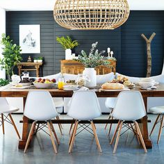 #HappyFriday! Featuring our Napier dining range & Zola dining chairs. Chairs now on sale for $49!