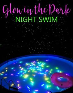 Kids Glow in the Dark Party Ideas. Neon Sweet theme, Summer Rage, Birthday Celebration and More. From an themed party, neon sweet 16 to a late night summer rage party, have a good time with these must know Glow-in-the-Dark Party Ideas for the kids. Neon Sweet 16, 14th Birthday Party Ideas, Neon Birthday, Birthday Celebration, 16th Birthday, Summer Birthday, Glow In Dark Party, Glow Stick Party, Glow Sticks In Pool