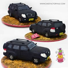 Toyota cake. What do you think should we get one for our next Women Wednesday?