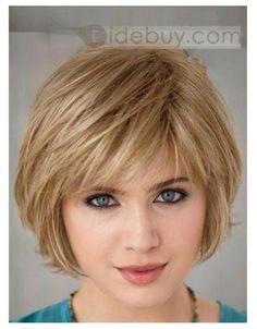This is a cute haircut if I go short again