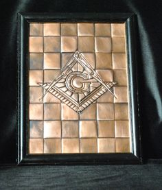 Freemasons Square and Compass Masonic Symbol by NEKYIANARTS, €50.00