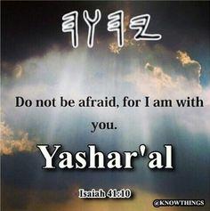 YeshaYahu Isaiah 41:40
