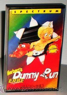 Herbert's Dummy Run [Mikro-Gen Ltd] 1985 - Erbe Software [ZX Spectrum]
