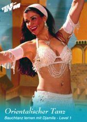 Tele-Gym 31 – Orientalischer Tanz: Bauchtanz lernen mit Djamila
