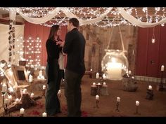 A 17 YEAR Proposal (The most romantic, thoughtful proposal you'll watch!) - Lauren & Chris' Proposal - YouTube