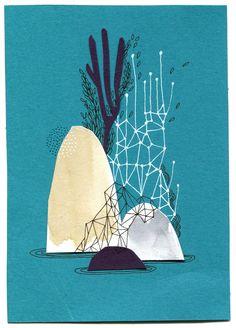 ile aux coraux, cécile hudrisier