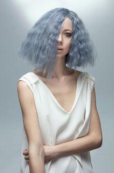 www.estetica.it Pastel Hair Hair e Make Up: Raffel Pages / Photo: David Arnal