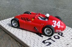 D50, Talbot and W196   THE FORMULA-ONE-THIRTY-TWO SCRATCHBUILD FORUM