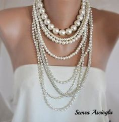Hey, I found this really awesome Etsy listing at http://www.etsy.com/listing/126934752/chunky-layered-brides-necklace-with