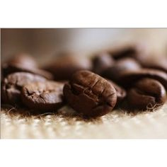 photo poster Coffee beans in size: 100 x 70 cm by F. Art-FF77