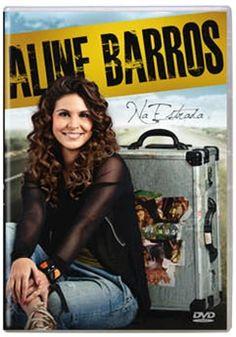DVD Aline Barros Na Estrada